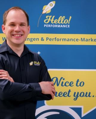 Marco Mayer - Hello Performance GmbH