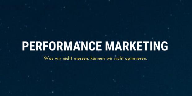 Was bedeutet Performance-Marketing, was ist die Definition?