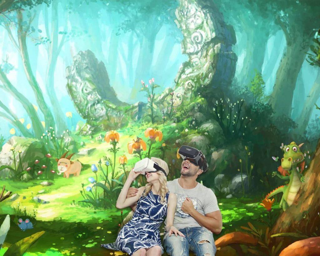 Virtueller Wald