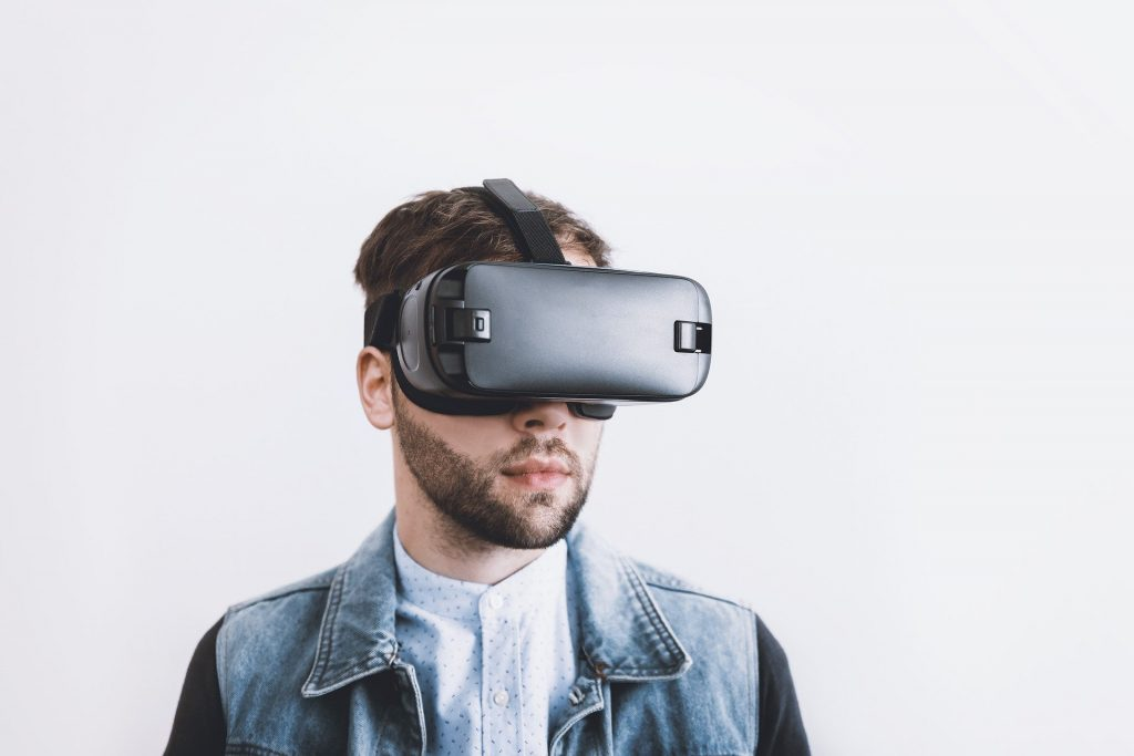 VR, Virtual Reality; VR Brille