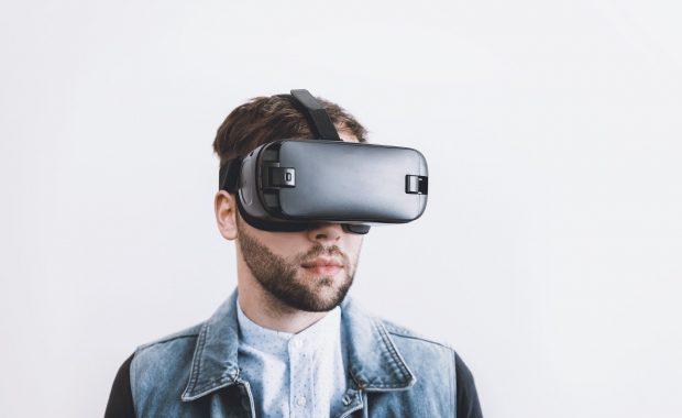 VR, Virtual Reality; VR Brille