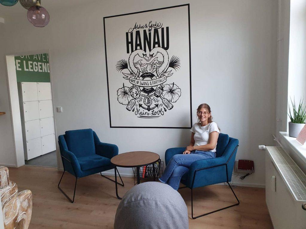 Hanna Praktikantin