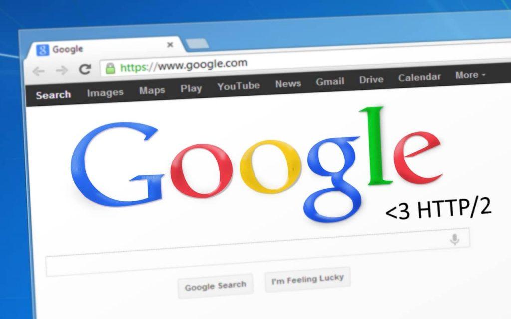 Google crawlt Webseiten ab November 2020 bereits teilweise über HTTP/2.