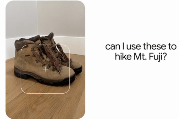 Google-Can I use these to go hiking?